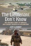 The Lieutenant Don't Know