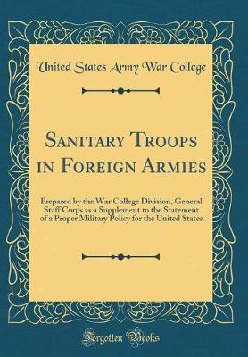 Sanitary Troops in F...
