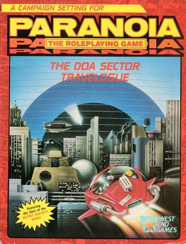 The DOA Sector Travelogue