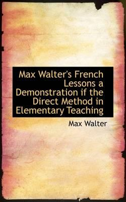 Max Walter's French ...