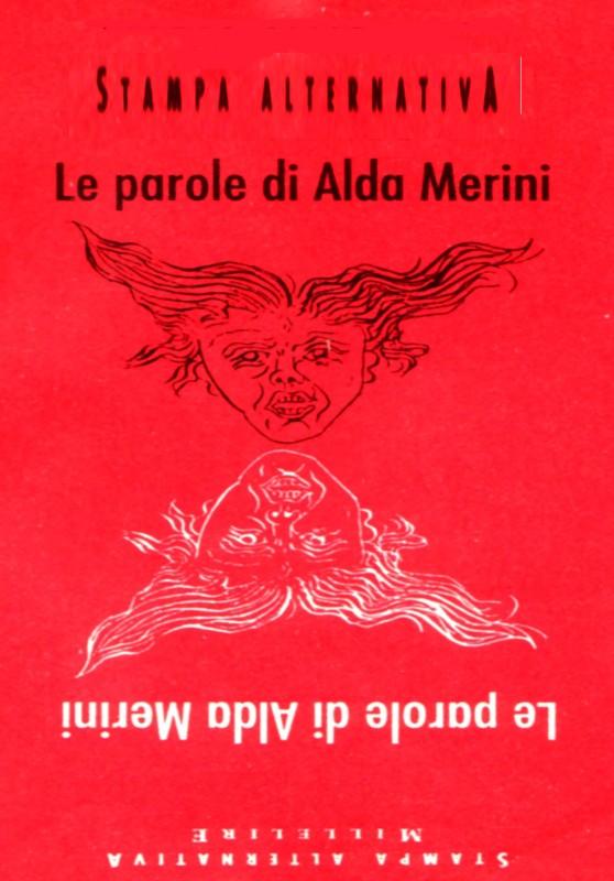 Le parole di Alda Merini