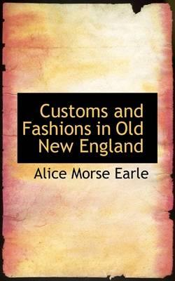 Customs and Fashions...