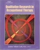 Qualitative Research in Occupational Therapy