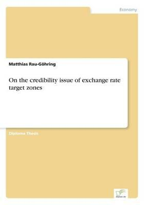On the credibility issue of exchange rate target zones