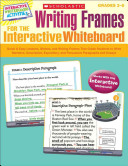 Writing Frames for the Interactive Whiteboard