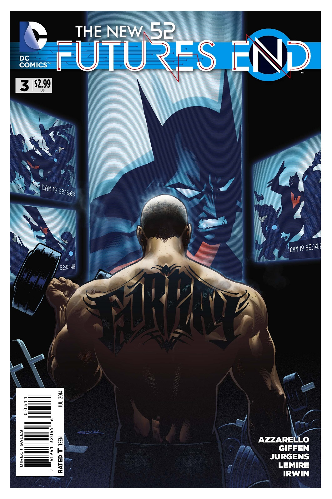 The New 52: Futures End Vol.1 #3