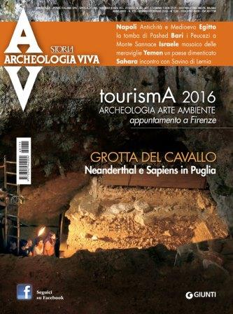 Archeologia viva n. 175, anno XXXV, gennaio-febbraio 2016