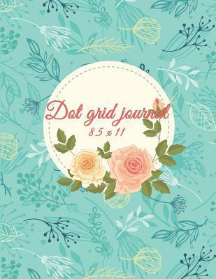 Dot grid journal 8.5 x 11