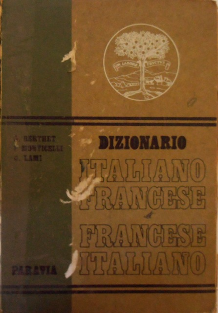 Dizionario Italiano-Francese, Francese-Italiano