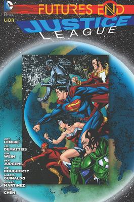 Futures End - Justice League