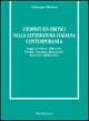 Utopisti ed eretici nella letteratura italiana contemporanea