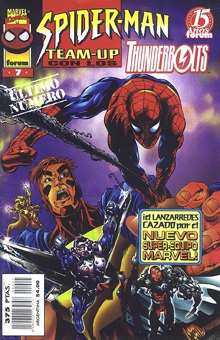 Spiderman Team-Up Vol.1 #7 (de 7)