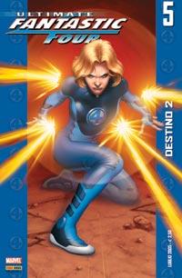 Ultimate Fantastic Four n. 5