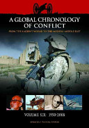 A global chronology of conflict