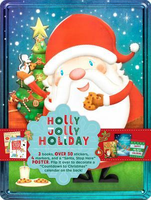 Holly Jolly Holiday Collector's Tin