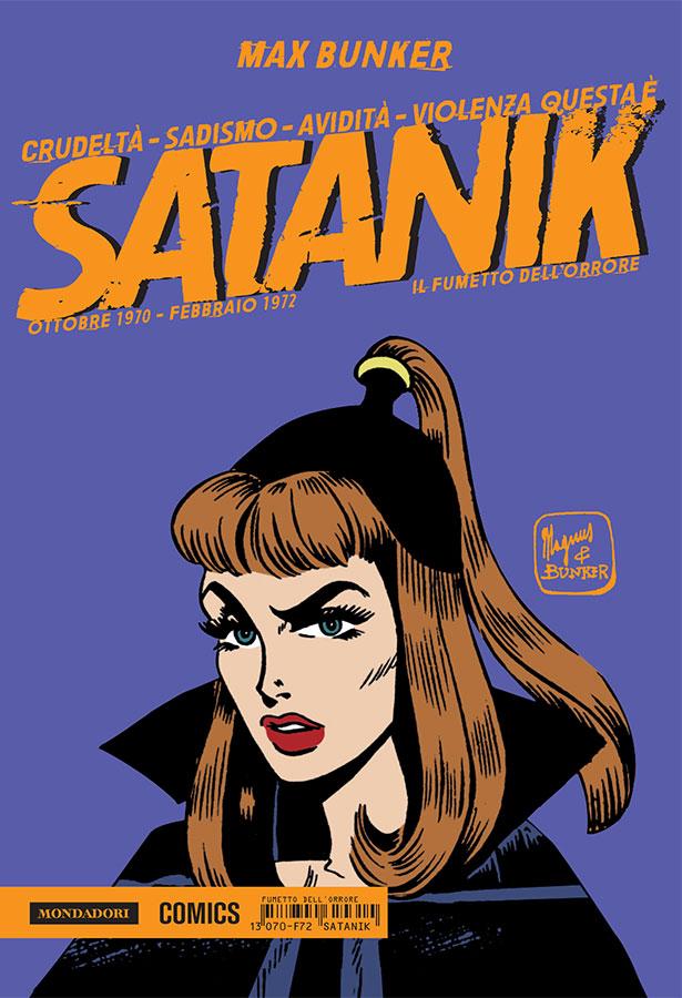 Satanik vol. 13