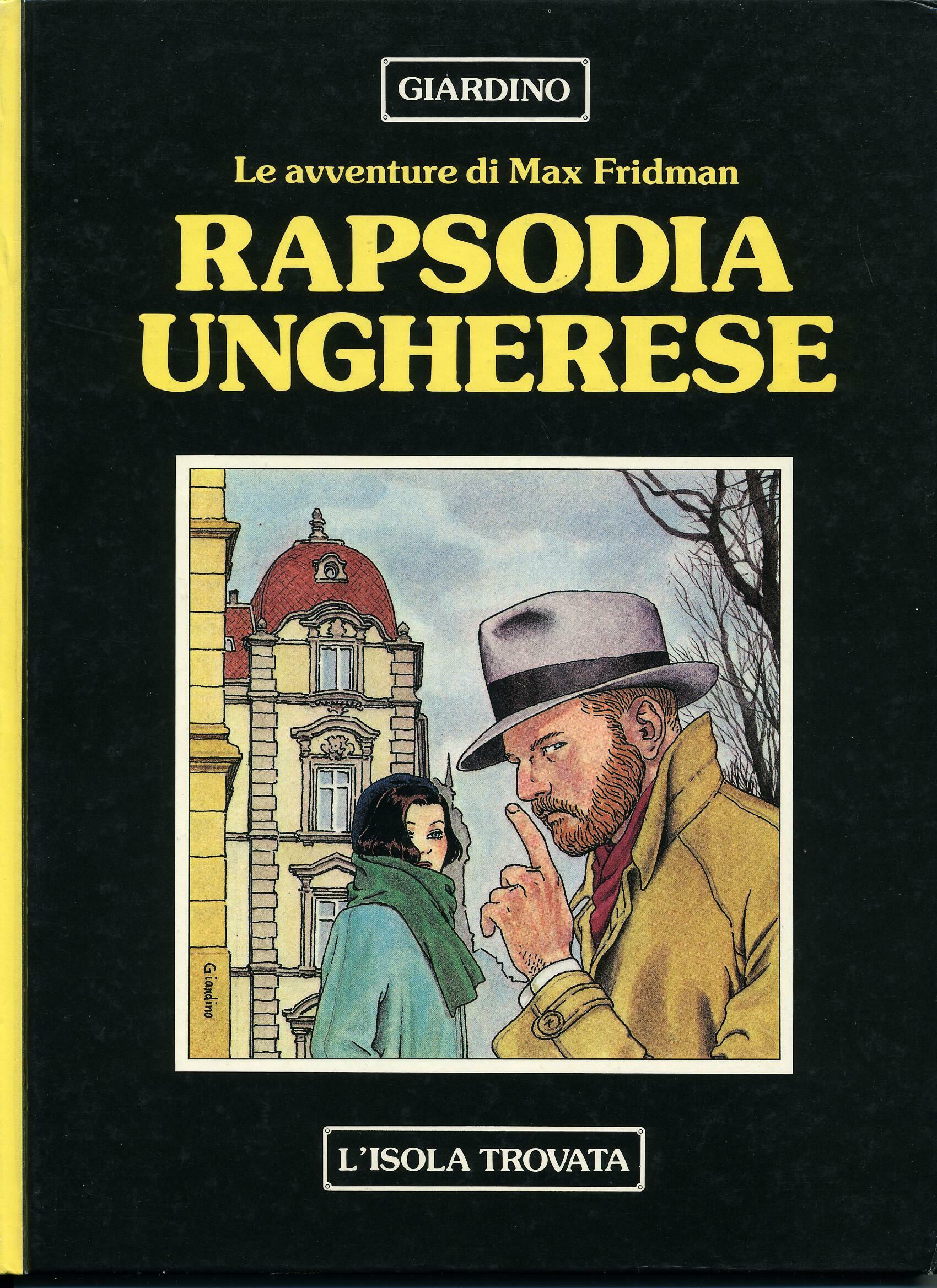 Rapsodia ungherese