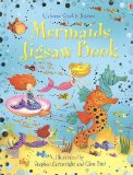 Mermaids Jigsaw Book