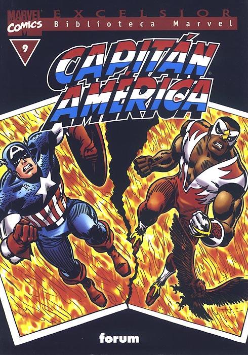 Biblioteca Marvel: Capitán América #9 (de 20)