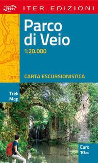 Parco di Veio. Carta escursionistica 1