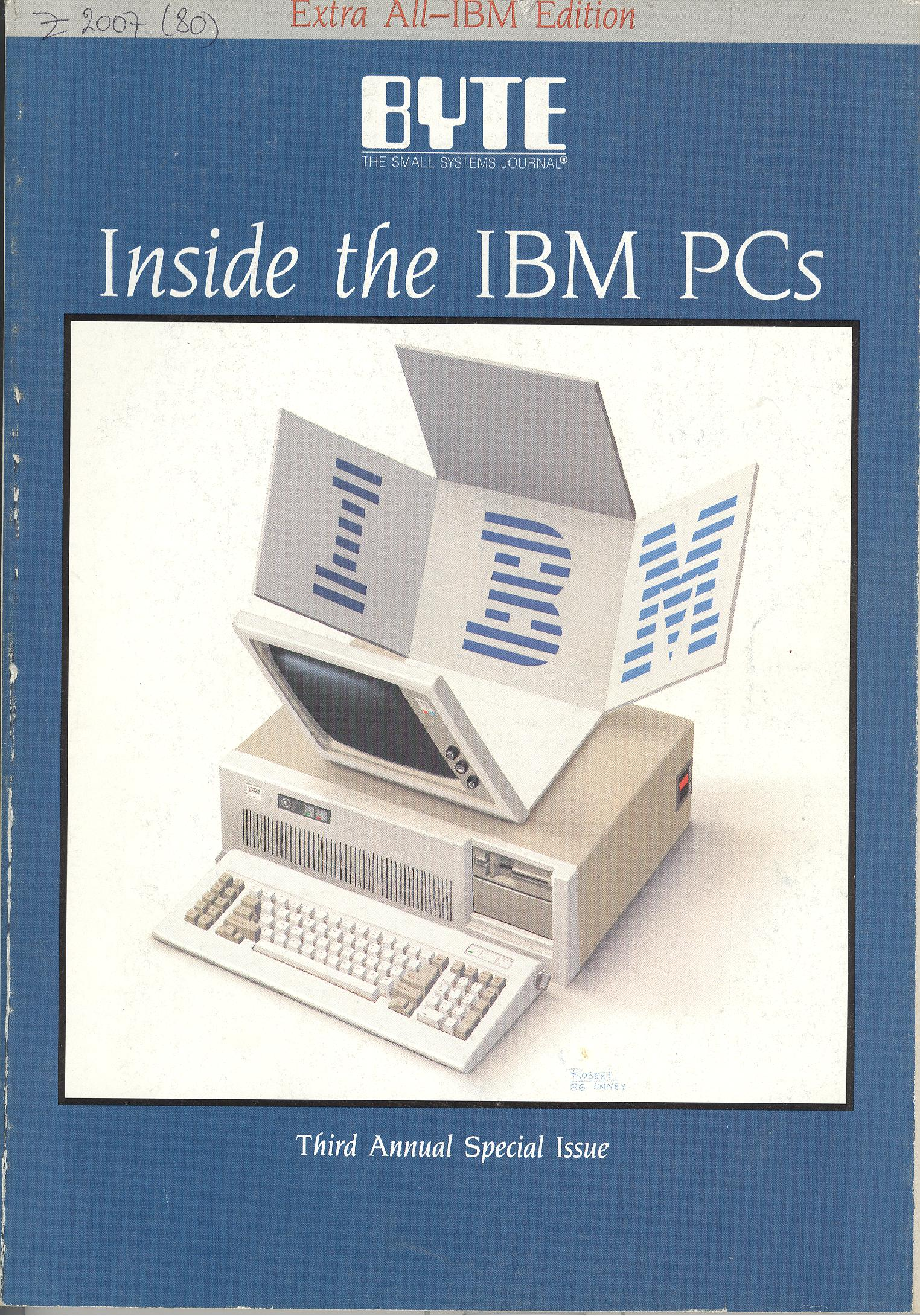 Inside IBM PC