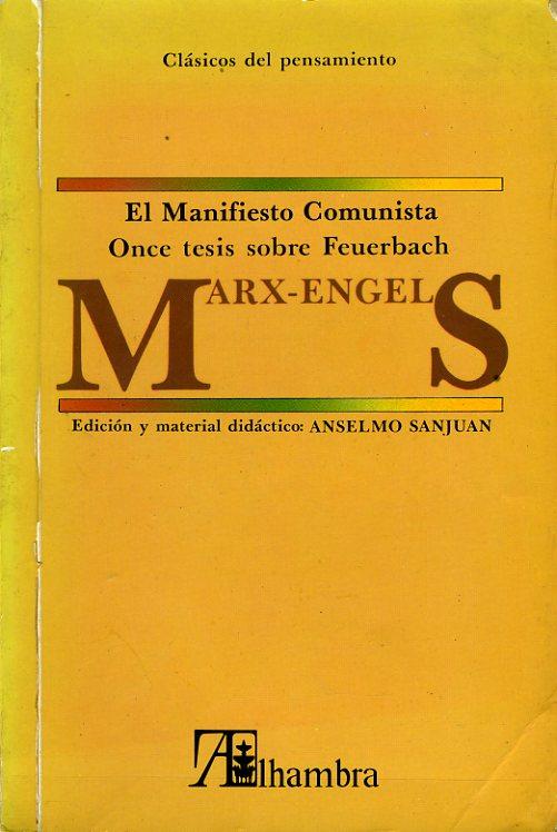 El Manifiesto Comuni...