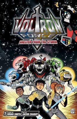 Voltron Force 1