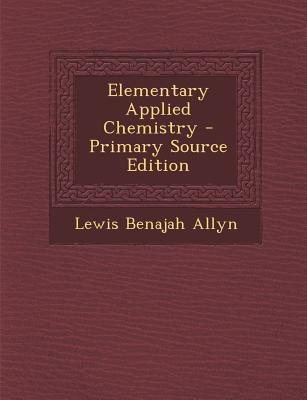 Elementary Applied Chemistry
