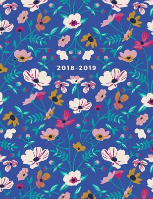 2018-2019 Weekly and Monthly Academic Planner