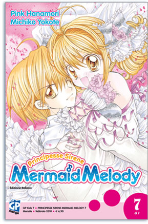 Mermaid Melody vol. 7