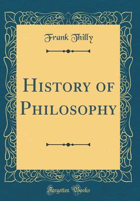History of Philosophy (Classic Reprint)
