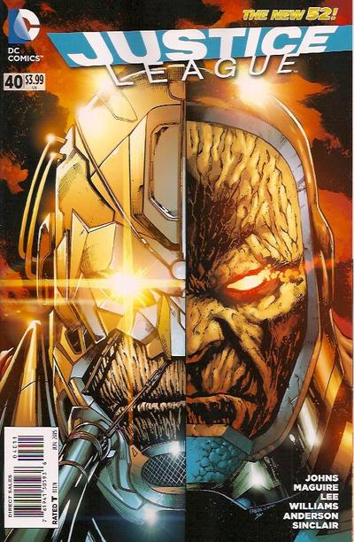 Justice League Vol.2 #40