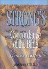 Strong's Concordance of the Bible