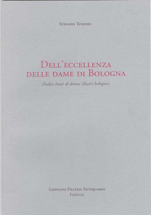 Dell'eccellenza delle dame di Bologna