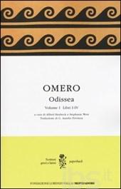 Odissea. Vol. I (libri I-IV)