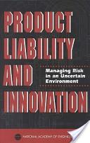 Product Liability and Innovation