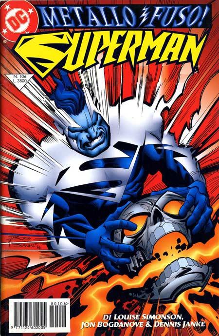 Superman n. 106