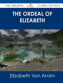The Ordeal of Elizab...
