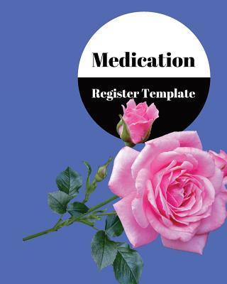 Medication Register Template