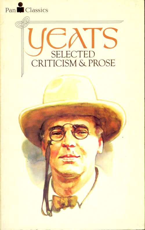 Selected criticism and prose