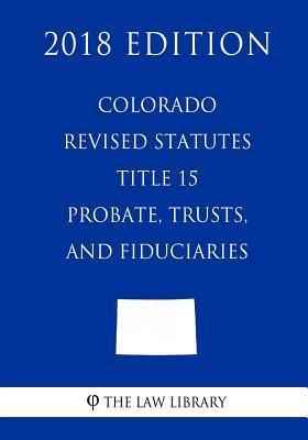 Colorado Revised Sta...
