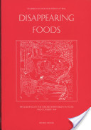 Disappearing Foods