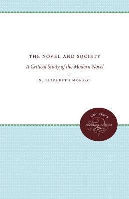 The Novel and Society