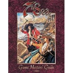 7th Sea Role Playing Games