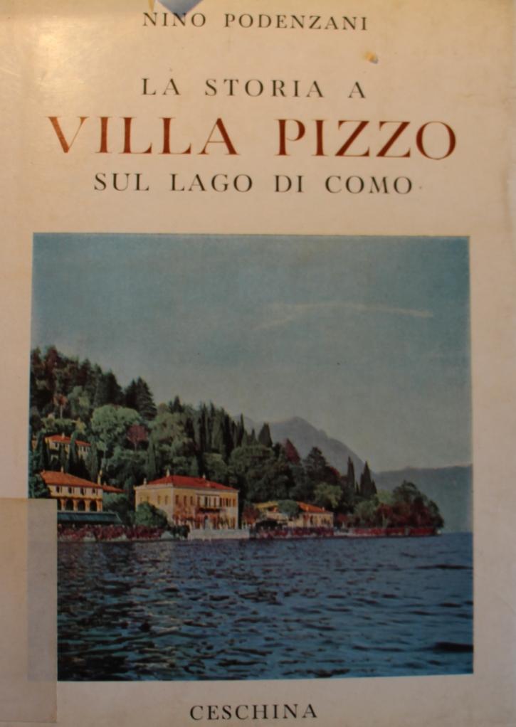La storia a Villa Pizzo sul lago di Como