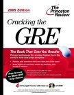 Cracking the GRE with Sample Tests on CD-ROM, 2005 Edition