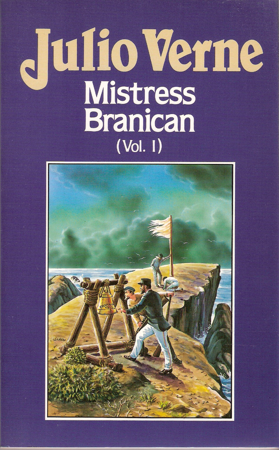 Mistress Branican I