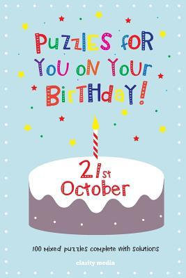 Puzzles for You on Your Birthday - 21st October