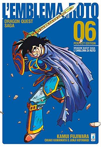 Dragon Quest Saga: L'Emblema di Roto vol. 6