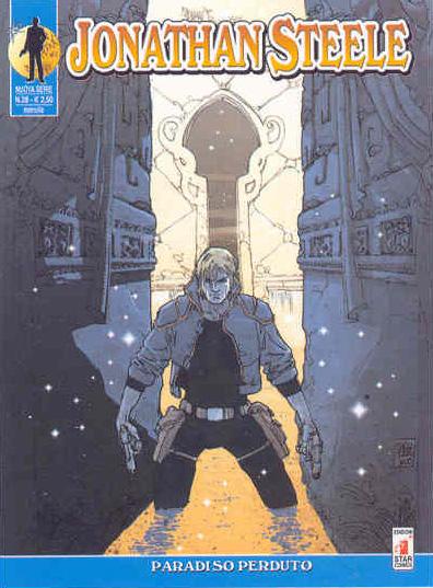 Jonathan Steele (Nuova Serie) n. 28
